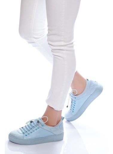 Derithy Sneakers Mavi